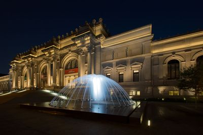 10. Met Museum Plaza_General View_Night_sm